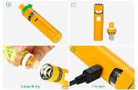 KIT - Joyetech eGo AIO D22 Full Kit ( Orange ) image 4