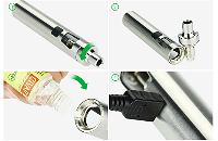 KIT - Joyetech eGo AIO D22 XL Full Kit ( White ) image 4