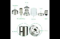 KIT - Eleaf iJust S Sub Ohm Starter Kit ( Silver ) image 5