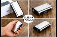 KIT - Eleaf iPower 80W TC Box Mod ( Grey ) image 4
