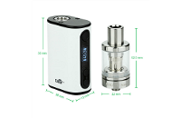 KIT - Eleaf iStick Power Nano 40W TC Full Kit ( Silver ) image 3
