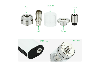 KIT - Eleaf iStick Power Nano 40W TC Full Kit ( Silver ) image 4
