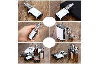 KIT - Eleaf iStick Power Nano 40W TC Full Kit ( Silver ) image 6
