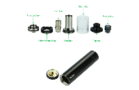 KIT - WISMEC Vicino ( Black ) image 5