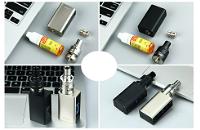 KIT - JOYETECH eVic Basic Full Kit ( Black ) image 3