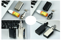 KIT - JOYETECH eVic Basic Full Kit ( Stainless ) image 3