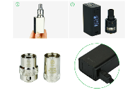 KIT - JOYETECH eVic Basic Full Kit ( Stainless ) image 4