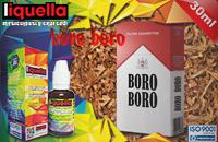 30ml BORO BORO 9mg eLiquid (With Nicotine, Medium) - Liquella eLiquid by HEXOcell image 1