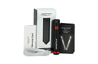 BATTERY - VISION Spinner Plus Sub Ohm Variable Voltage Battery ( Black ) image 2
