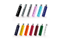 BATTERY - Stylish eGo 650mAh Battery ( Stainless ) image 1