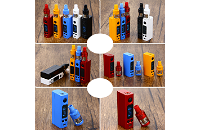 KIT - Joyetech EVIC VTWO MINI 75W TC Full Kit ( Black ) image 4