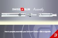 KIT - delirium Swiss & Slim ( Single Kit - Silver ) image 7