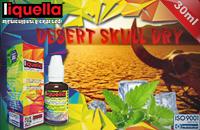 30ml DESERT SKULL DRY 6mg eLiquid (With Nicotine, Low) - Liquella eLiquid by HEXOcell image 1