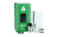 ATOMIZER - IJOY LIMITLESS Sub Ohm Tank ( Stainless ) image 1
