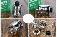 ATOMIZER - IJOY LIMITLESS Sub Ohm Tank ( Stainless ) image 2