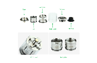 ATOMIZER - IJOY LIMITLESS Sub Ohm Tank ( Stainless ) image 4