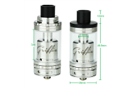 ATOMIZER - GEEK VAPE Griffin 25 Plus RTA ( Stainless ) image 2