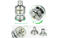 ATOMIZER - UD Mesmer GL ( Stainless ) image 4