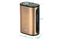 BATTERY - Eleaf iStick Power Nano 40W TC ( Brushed Silver ) image 2