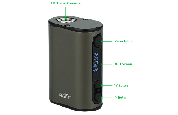 BATTERY - Eleaf iStick Power Nano 40W TC ( Brushed Silver ) image 3