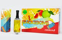 ATOMIZER - ViVi NOVA SmokeBomb 2.8 ML Dual-Coil ( Yellow ) image 2