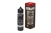 60ml CUBANO 3mg High VG eLiquid (With Nicotine, Very Low) - eLiquid by VGOD image 1