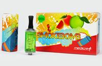 ATOMIZER - ViVi NOVA SmokeBomb 2.8 ML Dual-Coil (Green ) image 2