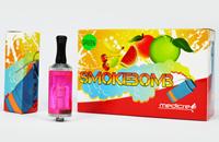 ATOMIZER - ViVi NOVA SmokeBomb 2.8 ML Dual-Coil ( Pink ) image 2