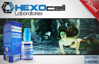 30ml LOST ATLANTIS 6mg eLiquid (With Nicotine, Low) - eLiquid by HEXOcell image 1