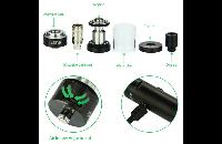 KIT - Eleaf iJust S Sub Ohm Starter Kit ( Black ) image 5