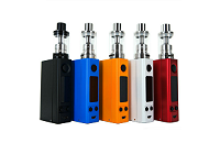 KIT - JOYETECH eVic VTC Dual Full Kit ( White ) image 1