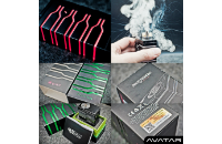 KIT - Puff AVATAR RS 75W DNA Mod ( Black ) image 1