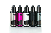 KIT - Eleaf Pico Squeeze Squonk Mod Full Kit ( Red ) image 1