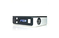 KIT - ASMODUS ONI 133W DNA200 TC Box Mod ( White ) image 3