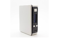 KIT - ASMODUS ONI 133W DNA200 TC Box Mod ( White ) image 2