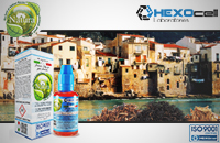 30ml GRANDE SICILIA 9mg eLiquid (With Nicotine, Medium) - Natura eLiquid by HEXOcell image 1