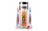 180ml POLICE MAN 3mg MAX VG eLiquid (With Nicotine, Very Low) - eLiquid by One Hit Wonder image 1