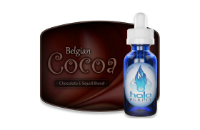 30ml BELGIAN COCOA 6mg eLiquid (With Nicotine, Low) - eLiquid by Halo image 1