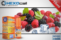 D.I.Y. - 10ml FROZEN FRUITS eLiquid Flavor by HEXOcell image 1