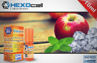 D.I.Y. - 10ml APPLE MINT eLiquid Flavor by HEXOcell image 1