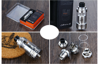 ATOMIZER - GEEK VAPE Griffin 25 Plus RTA ( Black ) image 3
