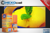 D.I.Y. - 10ml MANGO MINT eLiquid Flavor by HEXOcell image 1