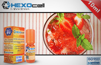 D.I.Y. - 10ml STRAWBERRY MINT eLiquid Flavor by HEXOcell image 1
