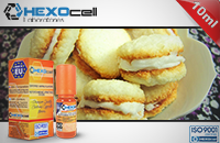 D.I.Y. - 10ml DOMINICAN COOKIE eLiquid Flavor by HEXOcell image 1