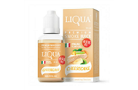 30ml LIQUA C CHEESECAKE 9mg 65% VG eLiquid (With Nicotine, Medium) - eLiquid by Ritchy image 1
