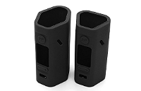 VAPING ACCESSORIES - Wismec REULEAUX RX2/3 Protective Silicone Sleeve ( Black ) image 1