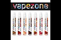 30ml CRAZY FRUIT MIX 12mg eLiquid (With Nicotine, Medium) - eLiquid by Vapezone image 1