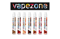 30ml LIME RASPBERRY 3mg eLiquid (With Nicotine, Very Low) - eLiquid by Vapezone image 1