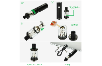 KIT - VAPORESSO Drizzle ( Stainless ) image 3