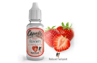 D.I.Y. - 13ml RF SWEET STRAWBERRY eLiquid Flavor by Capella image 1